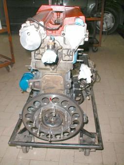 Motore semicompleto