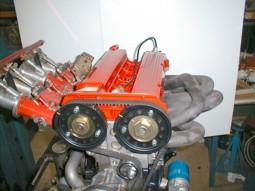 Panoramica motore