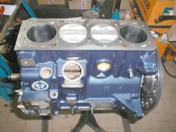 Panoramica blocco motore